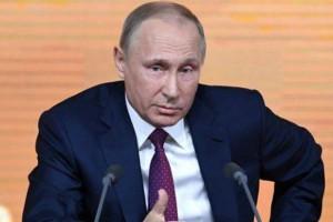 Владимир Путин ,Майкл Помпео нар анхныхаа гэрээ хэлцлийг хийлээ